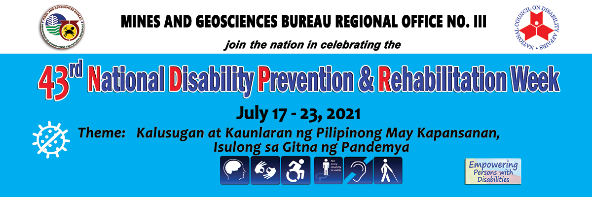 MGBR3 joins the 43rd  NDPR week July 17-23, 2021